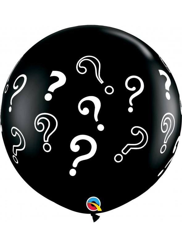 Balão Gigante Chá Revelação - 1 Unidade