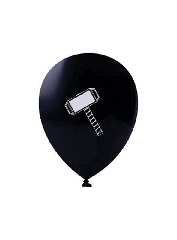 Balões de Látex Thor - 25 Unidades