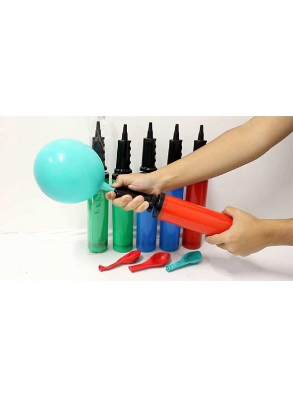 Bomba Para Encher Balões - 1 Unidade