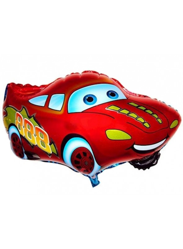 Balão Metalizado Carro -1 Unidade