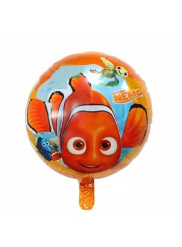 Balão Metalizado Nemo - 1 Unidade