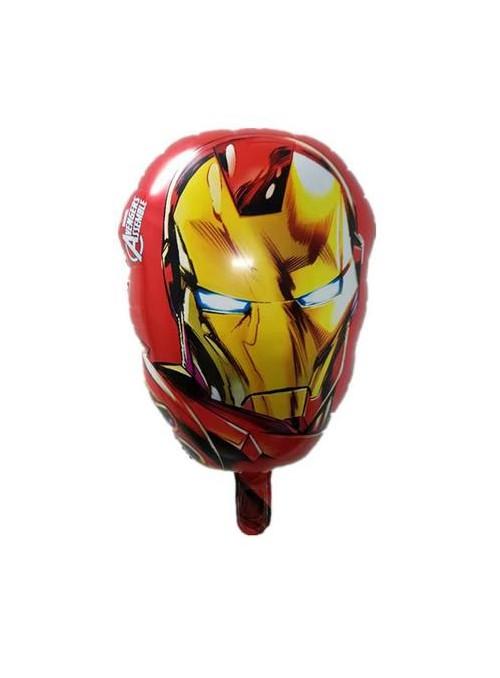 Balão Metalizado Homem de Ferro – 1 unidade