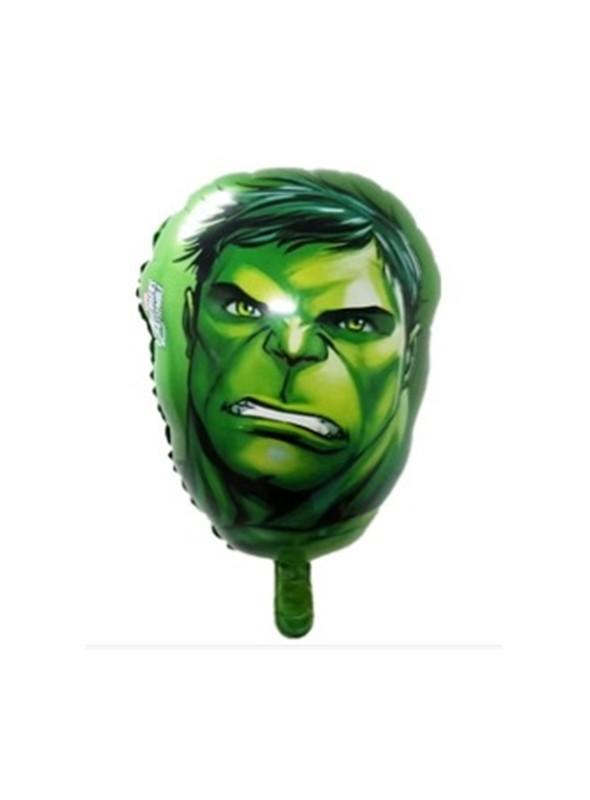Balão Metalizado Hulk - 1 Unidade