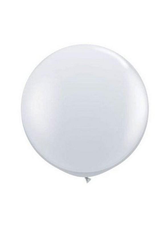 Balão de Látex Gigante Transparente 30 Polegadas – 1 unidade