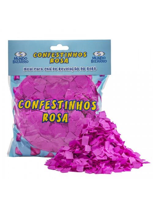 Confetes Rosa