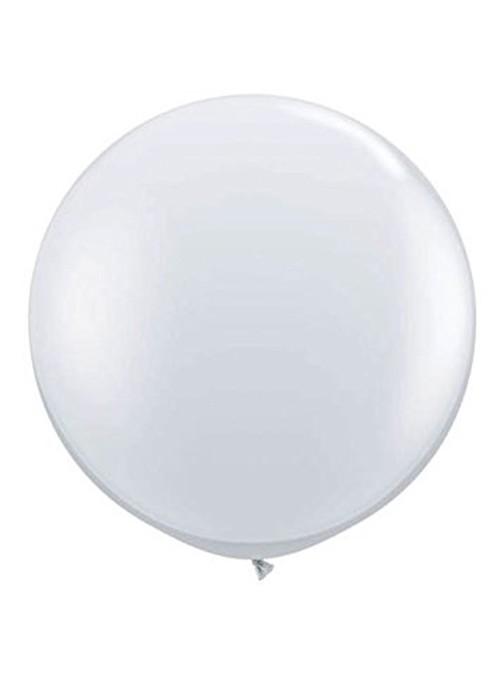 Balão de Látex Gigante Transparente 36 Polegadas – 1 unidade