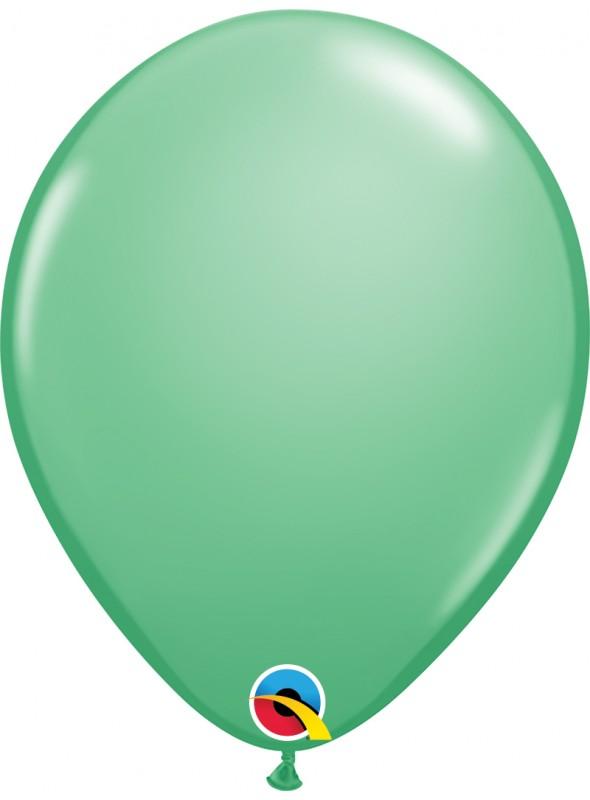 Balões de Látex Verde Outono 11 Polegadas – 10 unidades